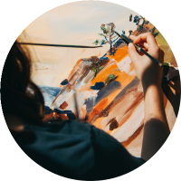 Peinture & Techniques mixtes